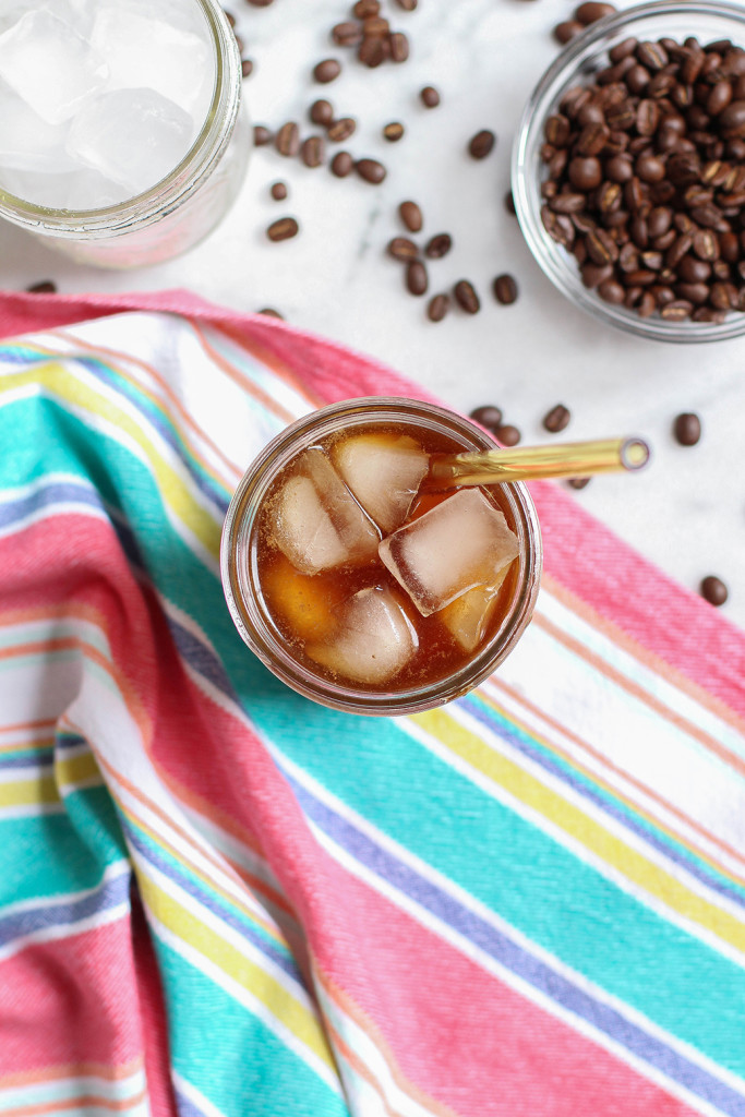 How to make delicious cold-brewed iced coffee at home